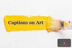 Captions on Art