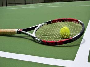 Instagram Hashtags on Tennis Racket:-
