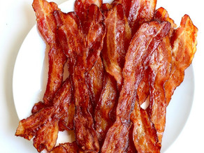 Instagram Hashtags on Bacon:-