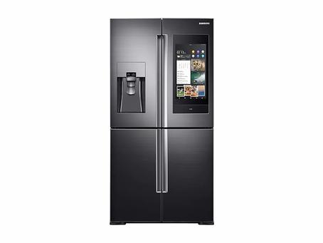 Instagram Hashtags on Refrigerator:-