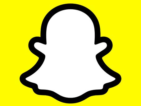 Instagram Hashtags on Snapchat:-