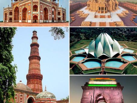 Instagram Hashtags on Delhi:-