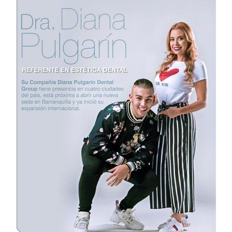 Diana Pulgarín, Referente de Odontología Estética