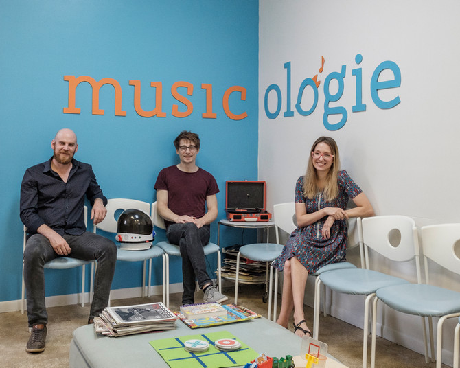 Introducing Small Steps 2.0 and our friends at Musicologie