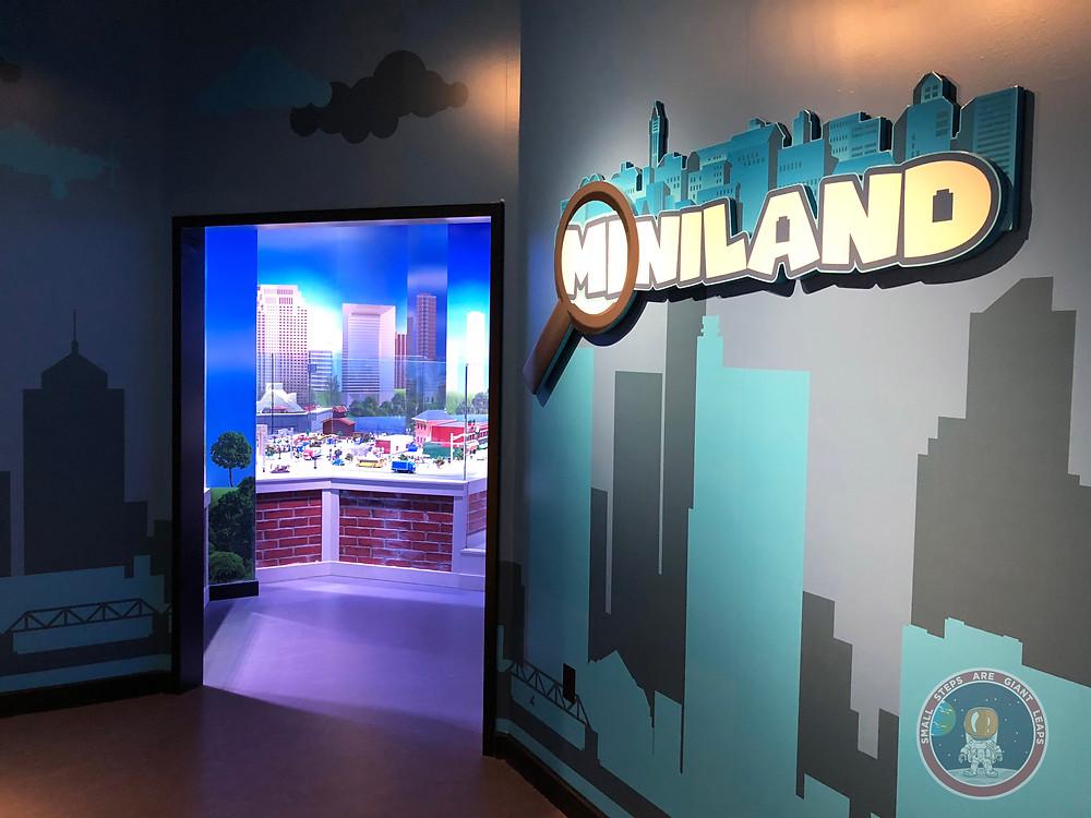 LEGO MINILAND Columbus