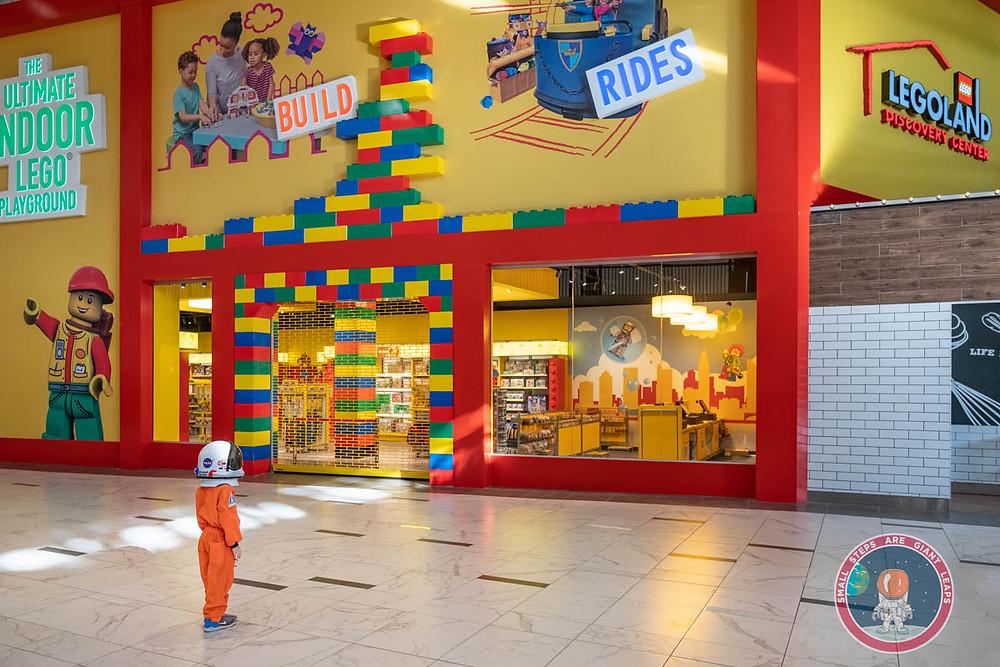 Exit Through The (LEGO) gift shop.