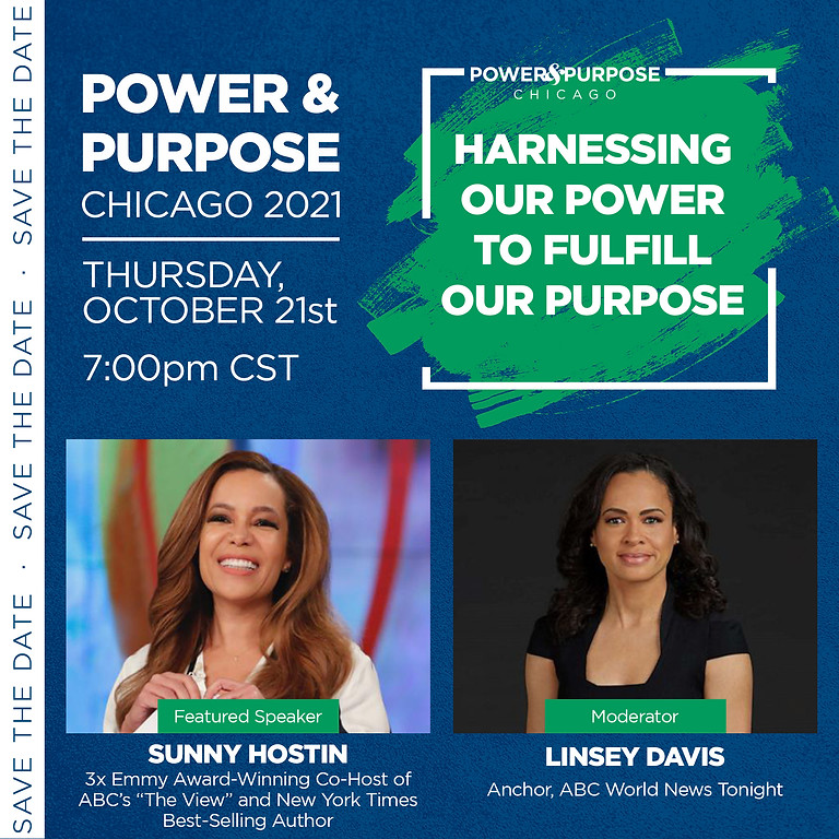 Power & Purpose Chicago 2021