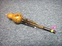 Hulusi 葫蘆絲