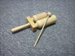 Woodblock Guiro 木槌及刮瓜