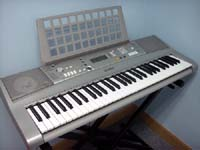 Electronic Keyboard 電子琴