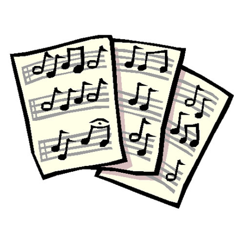 形狀歌 鋼琴譜