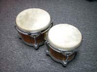 Bongos 邦高鼓