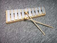 Glockenspiel 鐵片琴