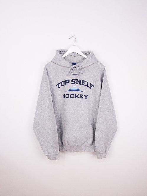 Hoodie Reebok Vintage Top Shelf Hockey - L