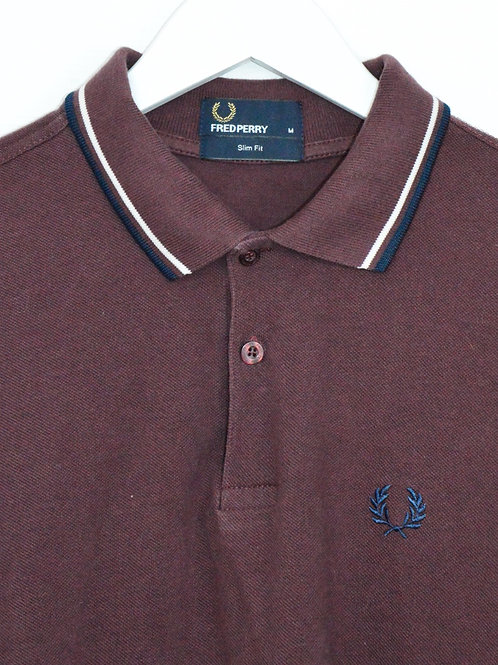 Polo Fred Perry long sleeves - M