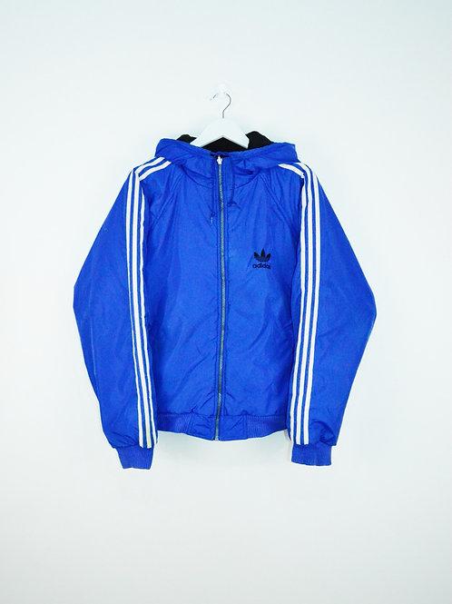 Blouson Chaud Adidas Vintage Réversible - M