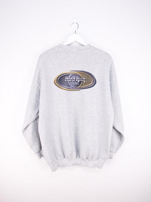 Sweat Hard Rock Cafe Hollywood Vintage - XL