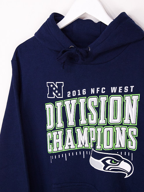 Hoodie NFL Seattle Seahawks Division Champion - S/M