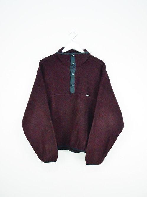 Polaire Woolrich Vintage Bordeau - XL