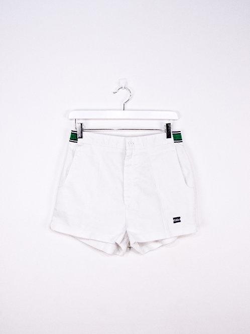 Short de Tennis Levi's 80's Vintage Blanc - M