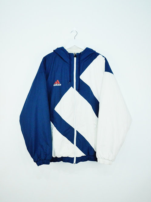 Doudoune Adidas Vintage Logo All Over - XL
