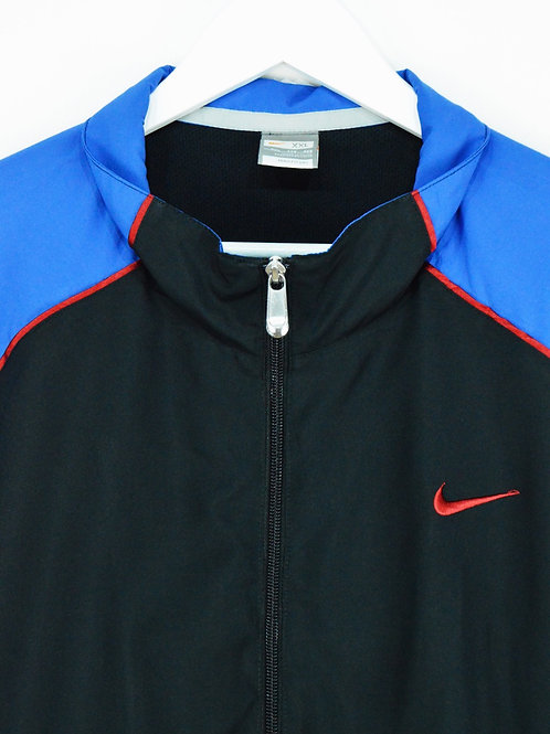 Veste Nike Oversize Rouge & Bleue - 2XL
