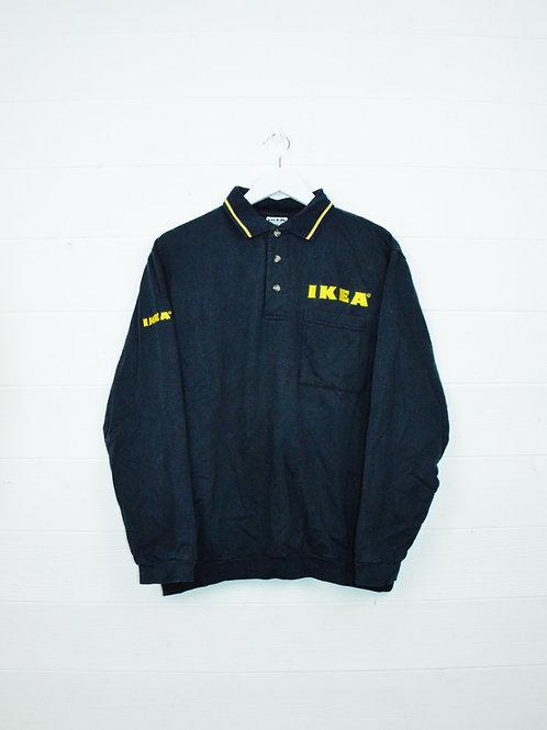 Polo IKEA à manches longues - M