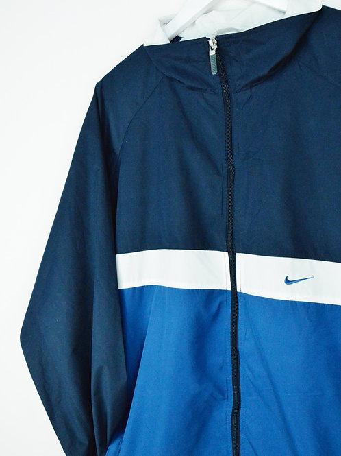 Veste Nike 90's Spell Out Logo Dans Le Dos - XL
