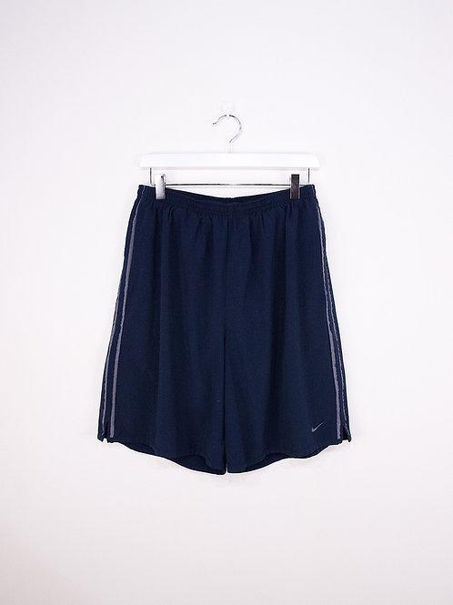 Short de Sport Nike Vintage Bleu Marine - L à XL