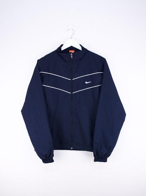 Veste Nike Vintage Bleue Marine - M