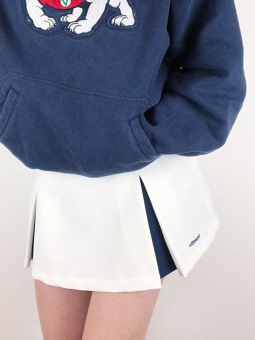 Jupe de Tennis Vintage Blanche - S