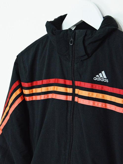 Doudoune Adidas vintage 3 bandes tricolore - XS
