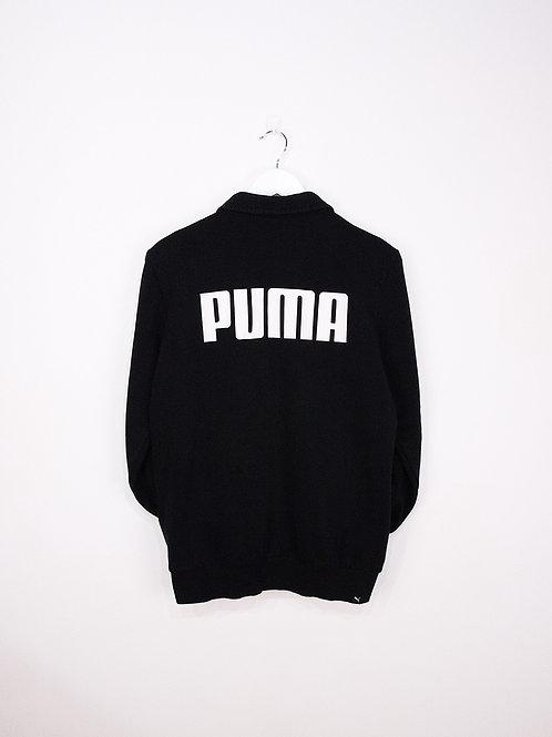 Sweat à Zip Puma Noir - S/M