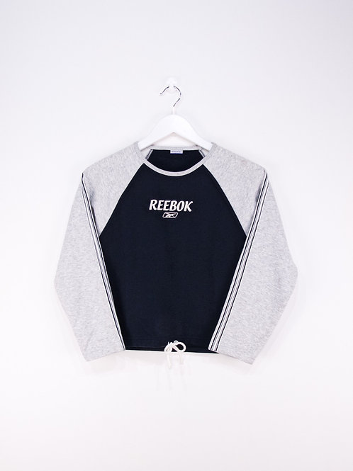 Sweat Léger & Court Reebok Style Crop Top - XS