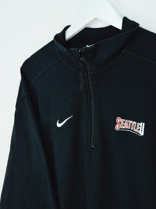 Sweat Nike USA Seattle University Vintage 1/4 Zip - M/L