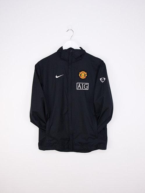 Veste Coupe-Vent Imperméable Nike Manchester United Noire - XS/S