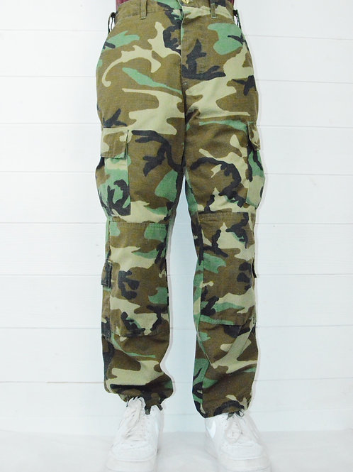 Pantalon Cargo - M