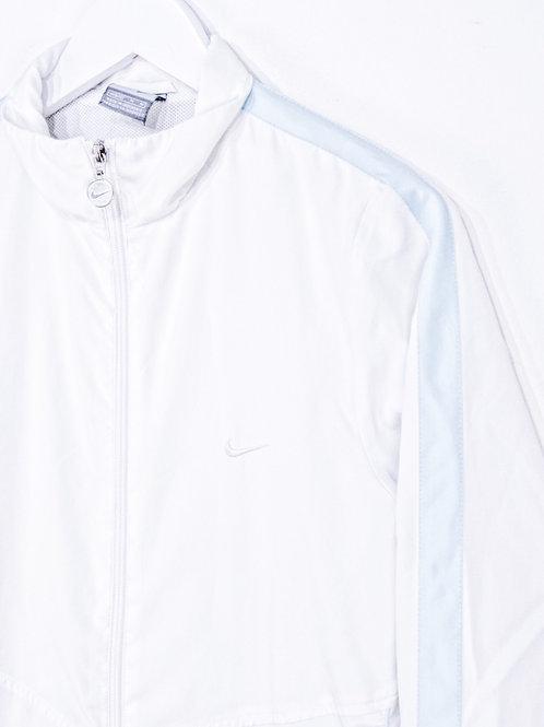 Veste Nike 90's Blanc & Bleu Pâle - XS/S