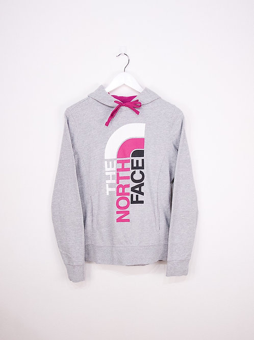 Hoodie The North Face Womens Y2K Gris & Rose - S