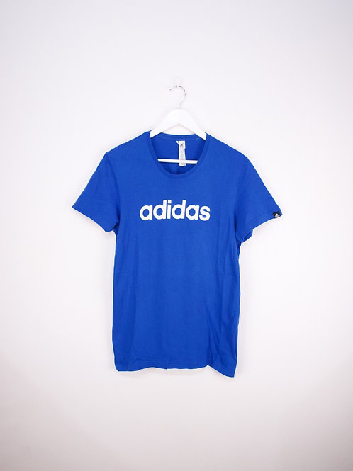 T-Shirt Adidas Y2K Bleu - S
