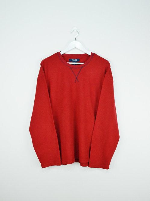 Polaire Chaps Rouge - XL