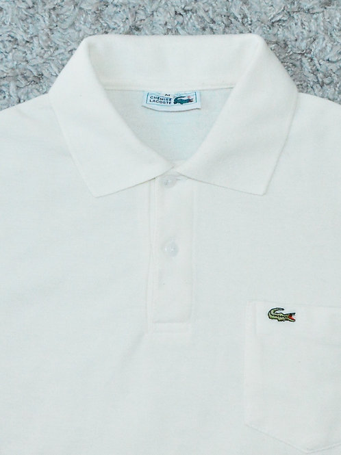 Polo Lacoste Manches Longues - M