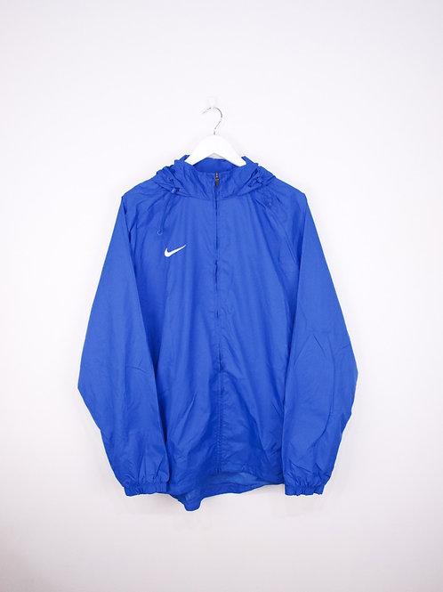 Veste Coupe-Vent Nike Oversize Bleu - XL
