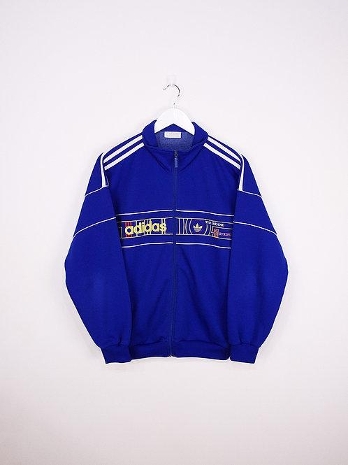 "Tracktop Adidas Vintage Réunionnais 80's ""The Brand With 3 Stripes""  - S"