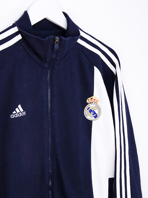 Sweat à Zip Adidas Real Madrid - S