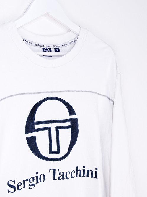 Sweat Sergio Tacchini Gros Logo - M