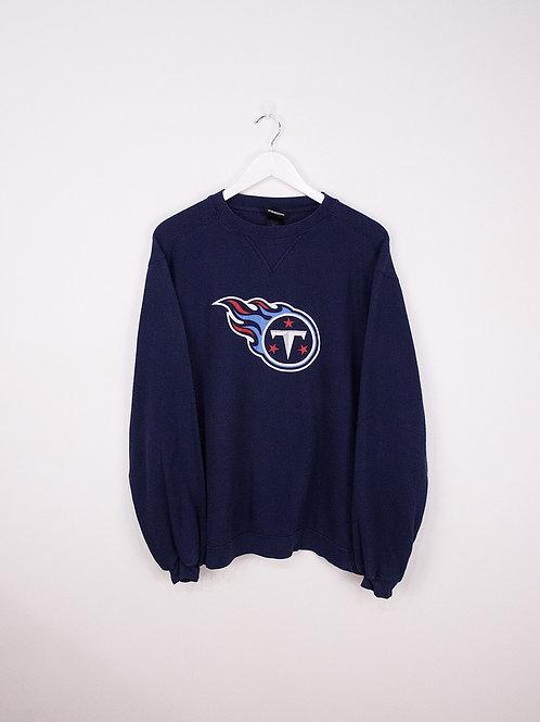 Sweat Reebok NFL Tennessee Titans Vintage - M