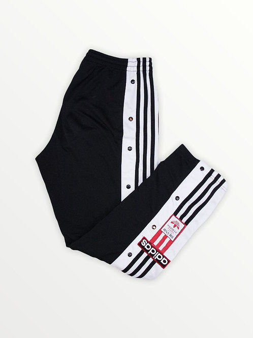 Jogging Adidas Adibreak Noir & Rouge - M