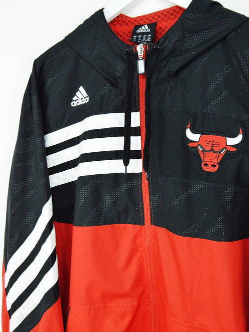 Veste Adidas NBA Chicago Bulls Oversize - 2XL