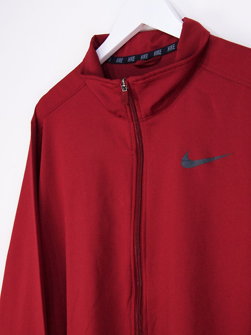 Veste Nike Vintage 00's Bordeau Oversize - XL